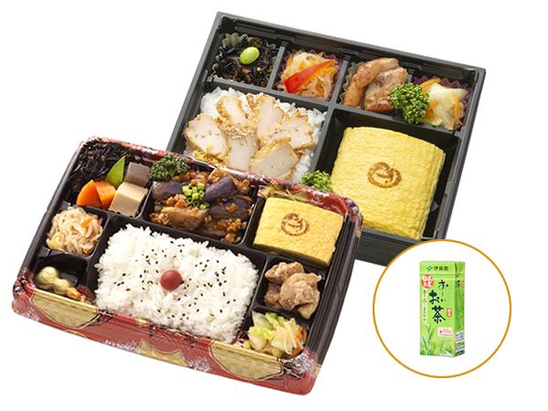 お茶付¥1,000幕ノ内シリーズ