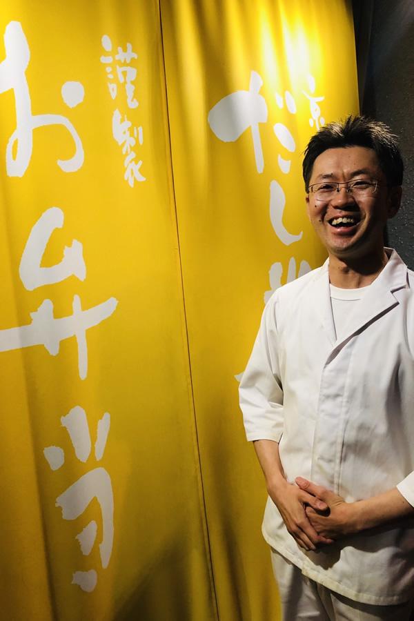 職人手仕込みにこだわった上撰幕ノ内弁当専門店 きんせい堂 代表:村田祐介